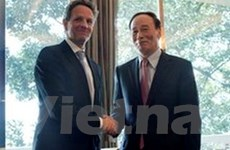 Mỹ-Trung Quốc giải quyết các vấn đề về tài chính