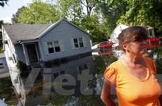 Lũ lụt tồi tệ nhất tại nước Mỹ trong 80 năm qua