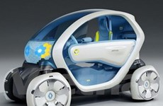 Renault công bố giá mẫu xe điện hai chỗ Twizy