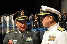 Trung Quốc-Mỹ diễn tập quân sự chung vào 2012