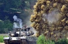 Hàn Quốc lần đầu chỉ huy tập trận chung với Mỹ