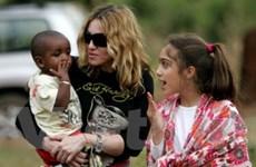 Nữ ca sỹ Madonna sẽ xây trại trẻ mồ côi ở Malawi