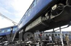 Hơn 300 người thương vong trong vụ lật tàu hỏa