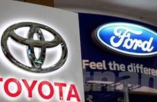 Ford-Toyota liên doanh sản xuất xe tải hạng nhẹ