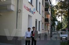 Vietinbank sắp khai trương chi nhánh tại châu Âu