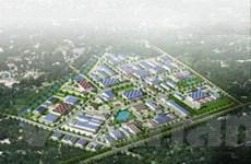Trung Quốc-Hàn Quốc hợp tác xây khu công nghiệp