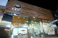 Hãng Coda khai trương showroom ôtô điện đầu tiên