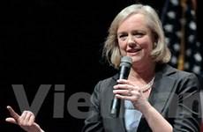 Meg Whitman chính thức tiếm ngôi CEO của HP