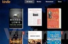 Cập nhật Kindle for iOS với nhiều tính năng thú vị