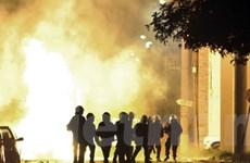 Lãnh đạo New York lên án vụ ném bom thánh đường