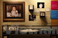 Con gái Elvis Presley mở triển lãm tưởng nhớ cha