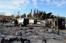 Syria: ICRC muốn ngừng bắn để cứu trợ nhân đạo