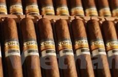 Doanh thu xì gà của Cuba tăng lên 401 triệu USD