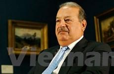 Carlos Slim dành hơn 4,7 tỷ USD đầu tư quốc nội