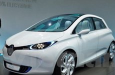 Hãng Trung Quốc phát triển xe điện Zoe cho châu Á