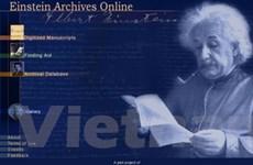 Cơ hội tiếp cận thế giới của thiên tài Einstein