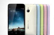 MEIZU trình làng smartphone dùng Exynos 4 lõi