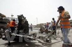 Ba vụ nổ liên tiếp ở thành phố miền Đông Ukraine