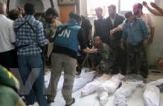 """""""Các thế lực bên ngoài đang âm mưu hủy hoại Syria"""""""