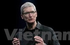 Cổ phiếu Apple giảm sau bài phát biểu của Tim Cook