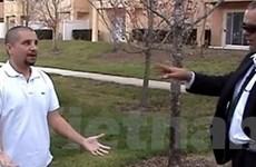 Video tái hiện vụ người da trắng giết người da màu