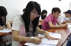 Đợt hai kỳ thi tuyển sinh diễn ra trật tự và an toàn