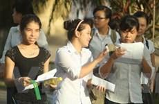 Bộ Giáo dục công bố đáp án các môn thi cao đẳng