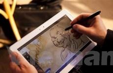 Samsung phát hành Galaxy Note 10.1 trong tháng này