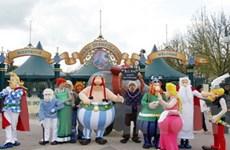 Euro Disney: Doanh số bán hàng theo quý tăng 4%