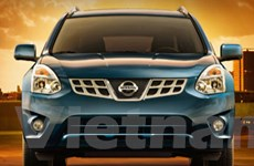 Nissan sản xuất Rouge crossover mới ở Hàn và Mỹ