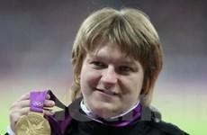 VĐV đầu tiên bị tước huy chương vàng Olympic