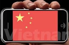 Trung Quốc dẫn đầu thị trường điện thoại thông minh