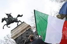 Italy tuyên bố chưa cần đến sự trợ giúp của ECB