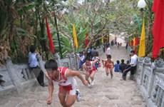 Sắp diễn ra giải việt dã leo núi Yên Tử toàn quốc
