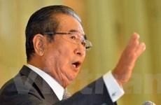 Hội đồng TP Tokyo đồng ý để thị trưởng từ chức