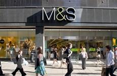 Lợi nhuận trước thuế của Marks & Spencer giảm mạnh