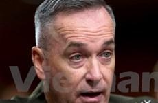 Tư lệnh quân Mỹ mù mờ về thời gian biểu rút quân