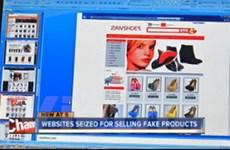 Mỹ đóng cửa 132 trang web bán hàng giả, hàng nhái