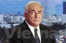 Hoãn ngày xét xử cựu giám đốc IMF Strauss-Kahn