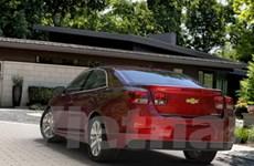 Chevrolet vội cách tân 2013 Malibu để tăng doanh số