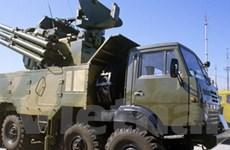 Xuất khẩu vũ khí Nga 2012 đạt mức kỷ lục 14 tỷ USD
