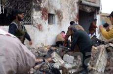 Anh viện trợ thêm 24 triệu USD cho người dân Syria