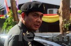 Tư lệnh Lục quân Thái thị sát khu vực Preah Vihear
