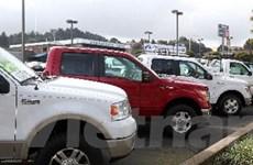 Thị trường ôtô Mỹ nhiều hứa hẹn dù phục hồi chậm