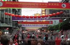 Tưng bừng đón Tết Nguyên đán 2013 tại Bangkok