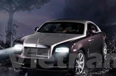 Rolls Royce chính thức giới thiệu mẫu Wraith Coupe