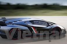Hãng Lamborghini chính thức trình làng mẫu Veneno