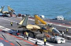 Nga đưa tin Trung Quốc chế tạo máy bay tiêm kích
