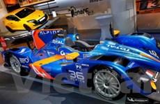Alpine trở lại Le Mans