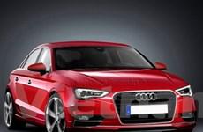 Audi tung mẫu sedan nhỏ nhất cho thị trường Mỹ